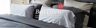 Header Dropdown - Bed Linen