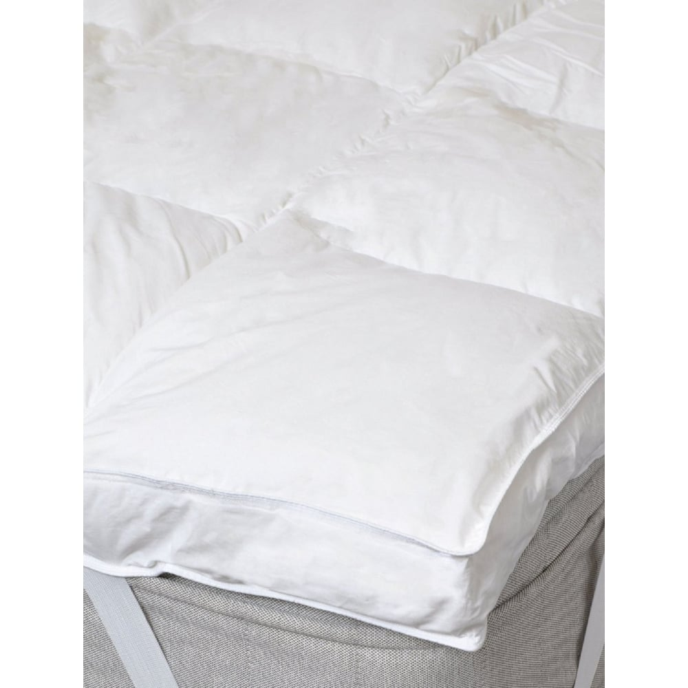 Duck Feather And Down Mattress Toppers Sleep And Beyond