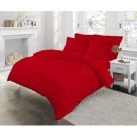 Poly Cotton Percale 180 Thread Count Duvet Cover Sets