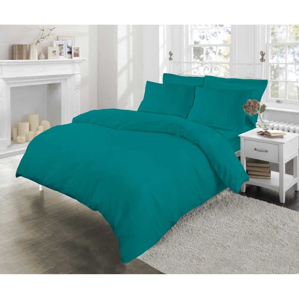 Poly Cotton Percale 180 Thread Count Extra Deep Fitted Sheets