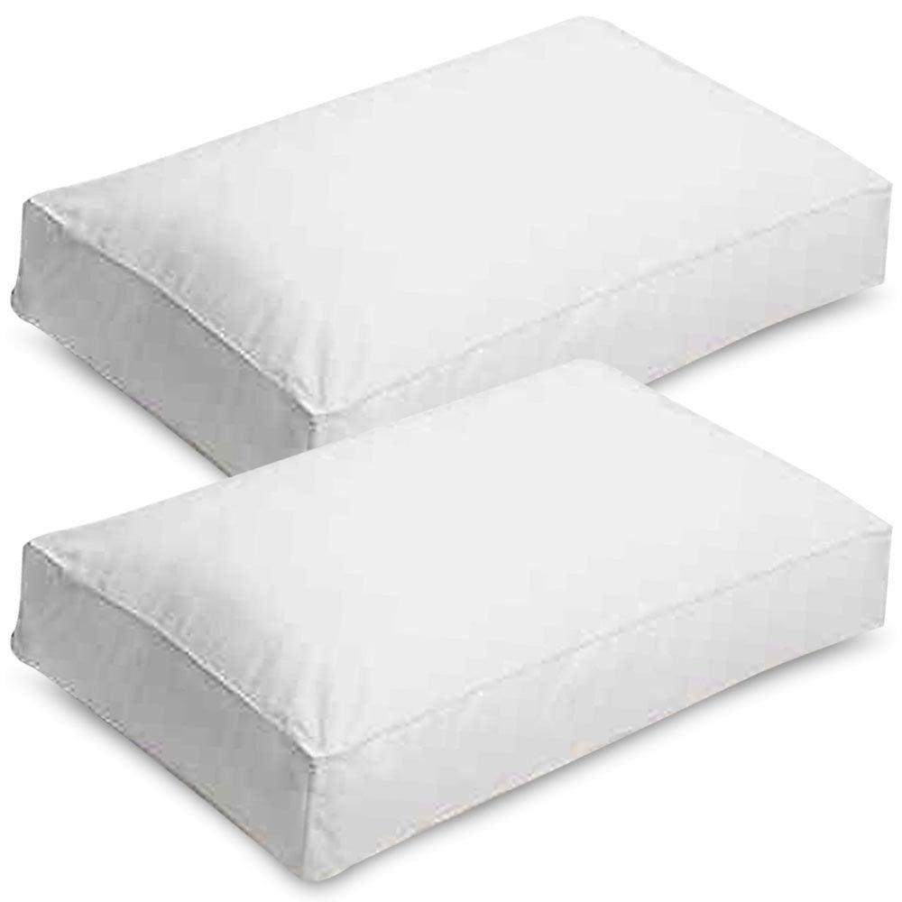 Deep Bounce Back Box Walled Pillows