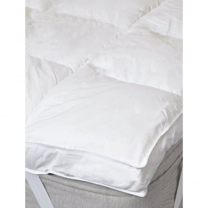 Sleep&Beyond Duck Feather and Down Mattress Toppers