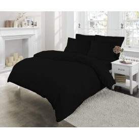 Easycare 180 Thread Count Percale Duvet Cover Set