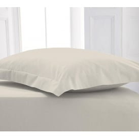 Egyptian Cotton 200 Thread Count Percale Extra Deep Fitted Sheet