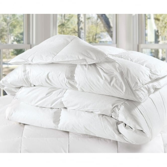 Goose Feather And Down Duvet 10 5 Tog Sleep And Beyond