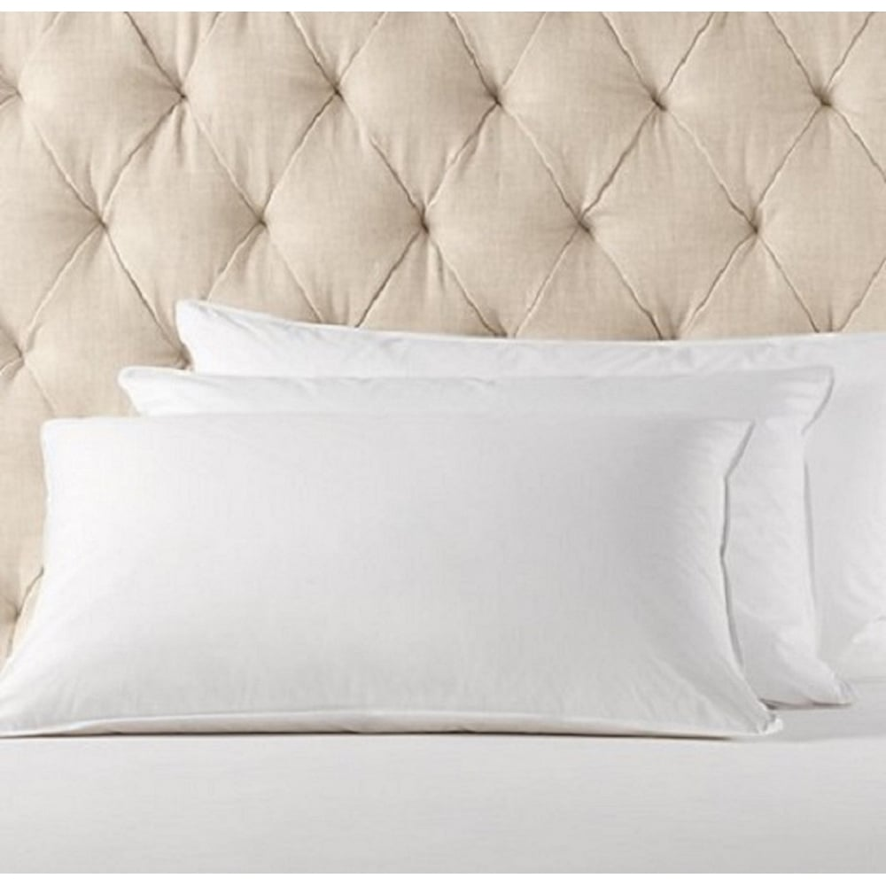 microfibre bounce back pillows sleep and beyond. Black Bedroom Furniture Sets. Home Design Ideas