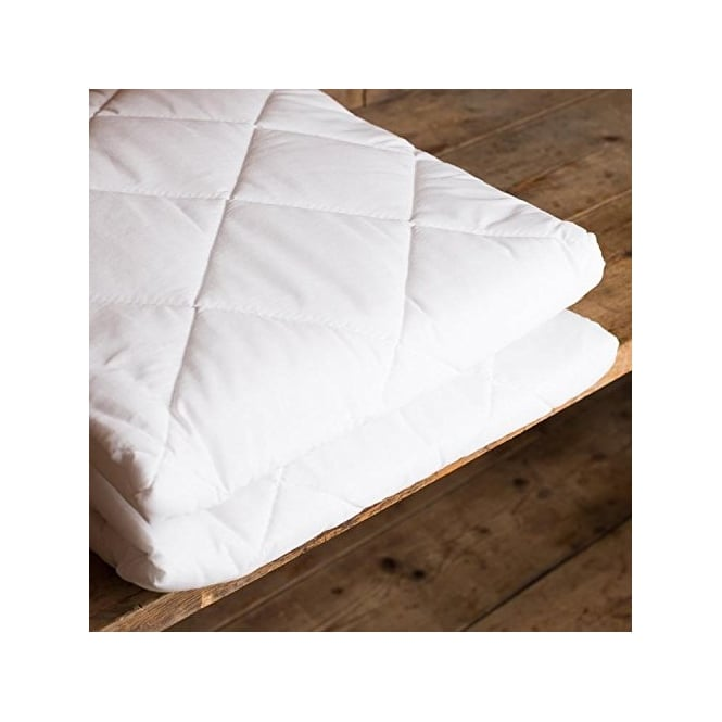 Sleep&Beyond Pure Cotton Quilted Mattress Protectors